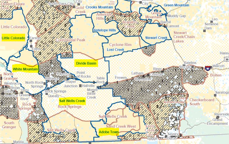 Rock Springs HMA Map-1