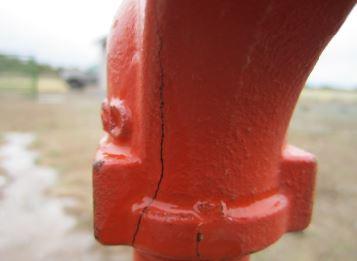 Yard Hydrant Crack-1