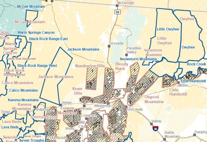 Jackson Mountains HMA Map-1