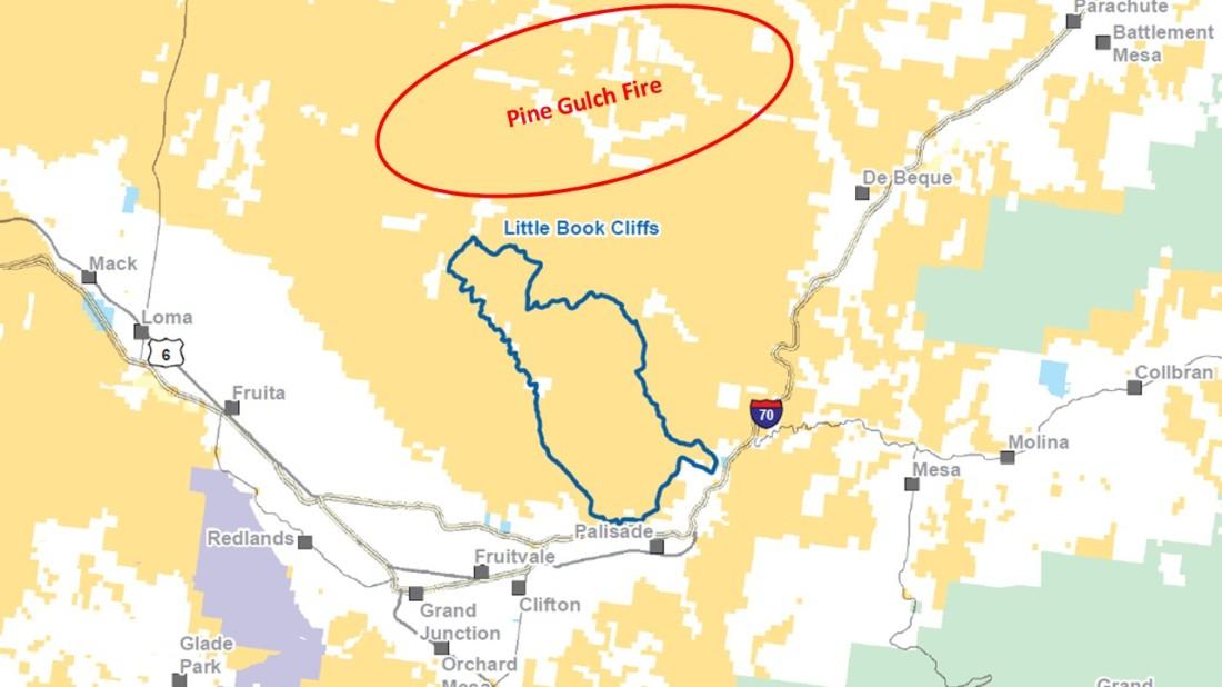 Pine Gulch Fire 08-14-20-1