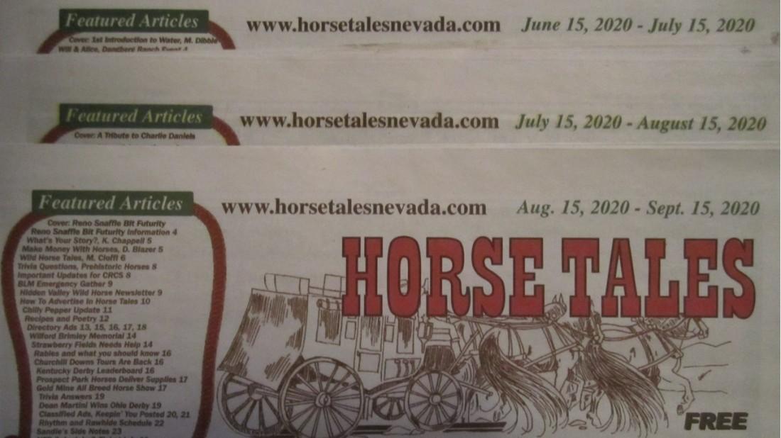 Horse Tales-1