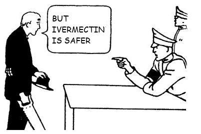 Ivermectin vs Clotshot 08-23-21